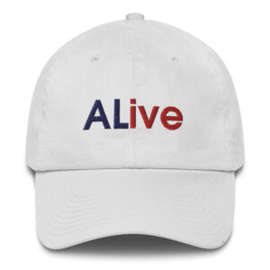 Alabama (ALive) Baseball Hat