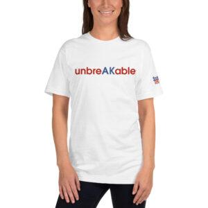 Alaska (unbreAKable) T-Shirt Unisex w/ Stars