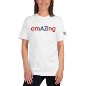 Arizona (amAZing) T-Shirt Unisex w/ Stars