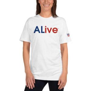 Alabama (ALive) T-Shirt Unisex w/o Stars