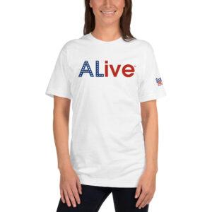Alabama (ALive) T-Shirt Unisex w/ Stars