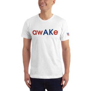 Alaska (awAKe) T-Shirt Unisex w/o Stars