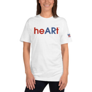 Arkansas (heARt) T-Shirt Unisex w/ Stars