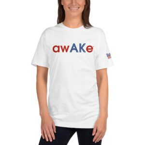 Alaska (awAKe) T-Shirt Unisex w/ Stars