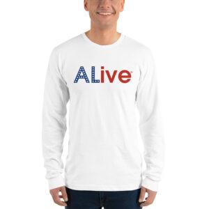 Alabama (ALive) Long Sleeve Unisex w/ Stars