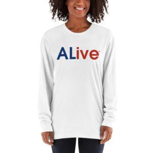 Alabama (ALive) Long Sleeve Unisex w/o Stars