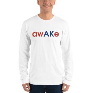 Alaska (awAKe) Long Sleeve Unisex w/o Stars