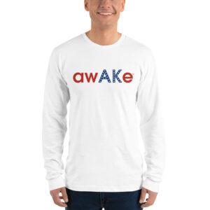 Alaska (awAKe) Long Sleeve Unisex w/ Stars
