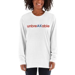 Alaska (unbreAKable) Long Sleeve Unisex w/ Stars